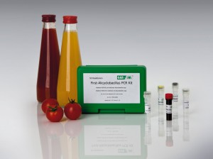 GEN-IAL® First-Bacteria PCR Kit Alicyclobacillus Multiplex