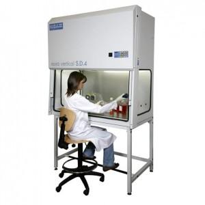Tủ cấy vi sinh EuroClone, dòng khí thổi dọc