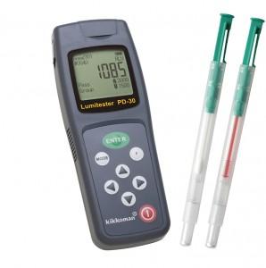 Máy đo ATP – Thiết bị kiểm tra vệ sinh bề mặt Lumitester PD-30 Kikkoman
