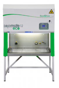 Tủ an toàn sinh học cấp 2 Euroclone Safemate ECO 1m2