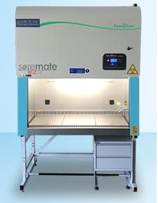 Tủ an toàn sinh học cấp 2 EuroClone SafeMate EZ 1.2m